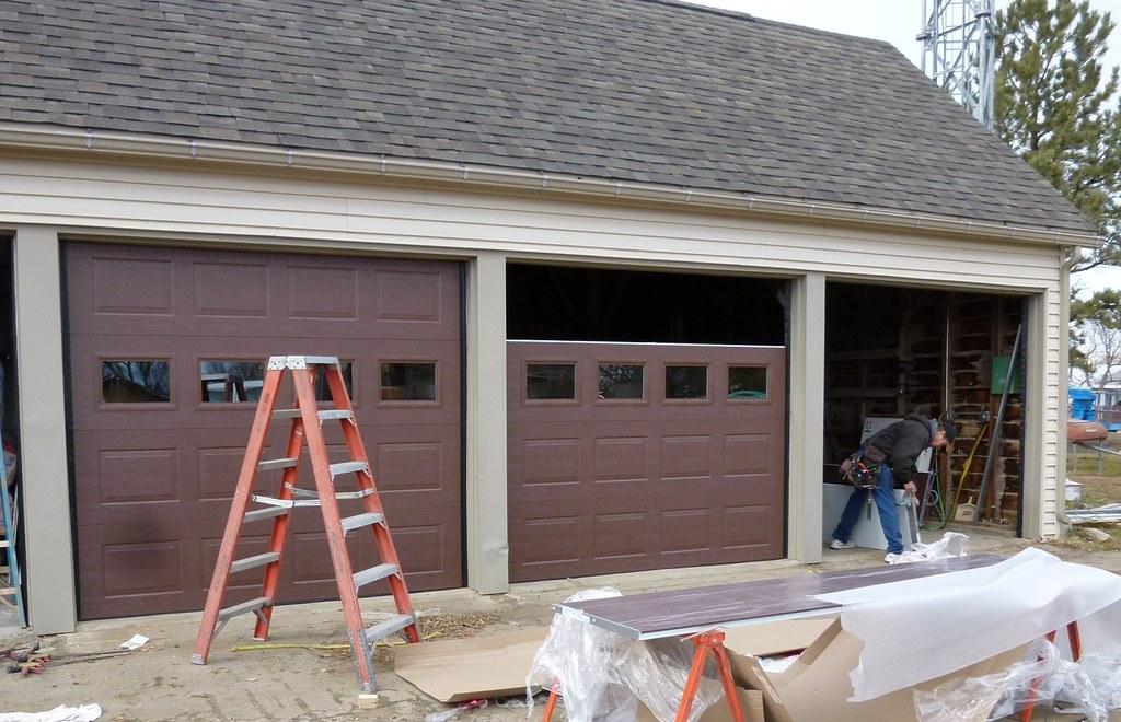 Replacement of Garage Door
