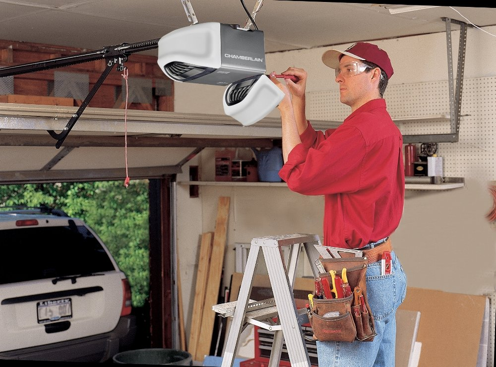 Repaired Garage Door Opener