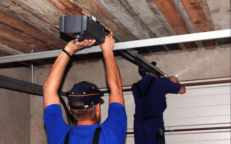 Garage Door Opener Repair in Whitby