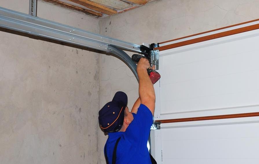 Garage Door Spring Repair in Whitby