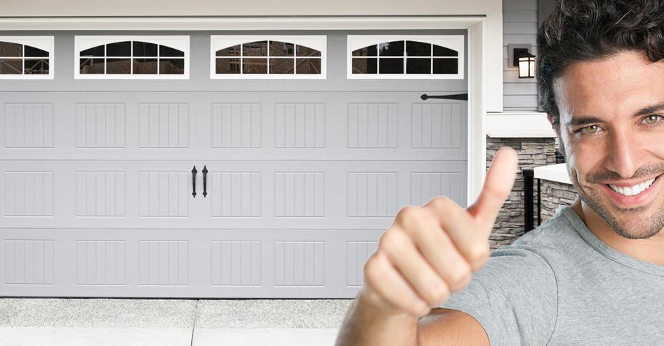 commercial garage door repair in whitby