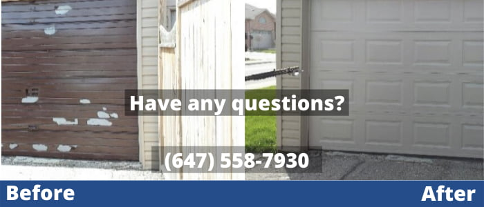 Garage Door Repair Orangeville